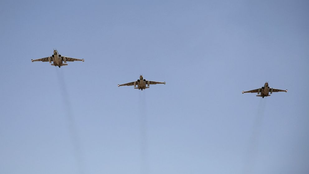PHOTO: Two Ukrainian Sukhoi S