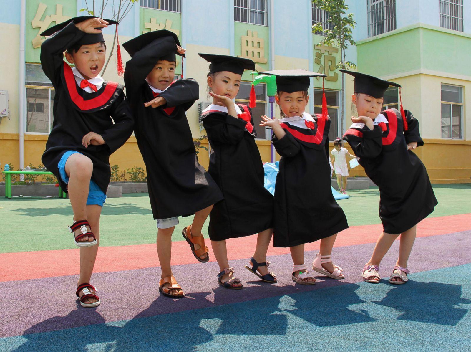 Cap and gown for kindergarten - Cap And Gown For Kindergarten 22