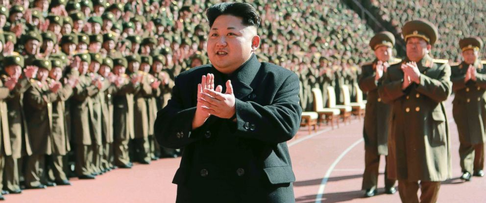 PHOTO: Kim Jong-un is pictured in Pyongyang in this undated photo released by North Koreas Korean Central News Agency on Feb. 2, 2015.