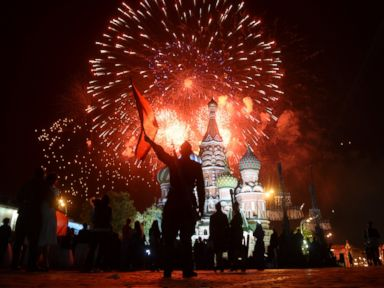 Photos:  Russia Celebrates Victory Day