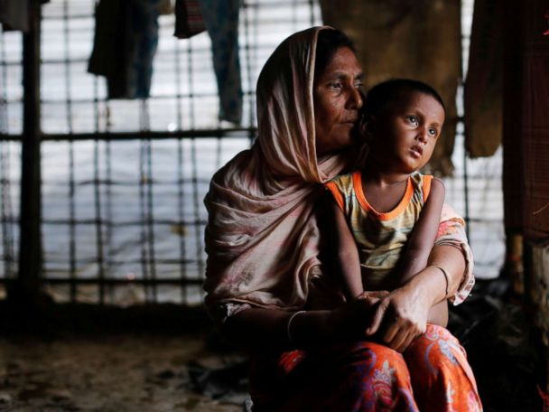 State Department described Myanmar violence as ethnic cleansing