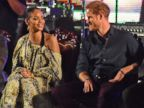 Prince Harry and Rihanna Meet in Barbados