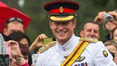 Prince Harry Visits the Australian War Memorial