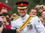 Prince Harry Visits the Australian War Memorial