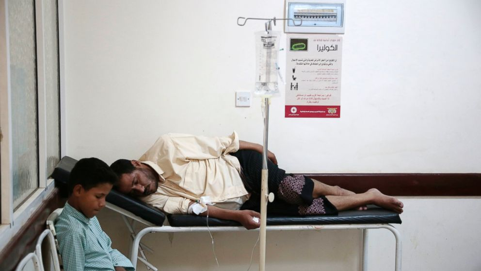 AP Interview: UN faces war, rains in Yemen cholera spread