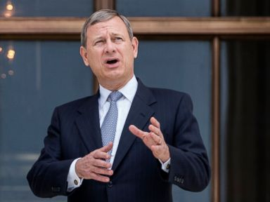Chief Justice Roberts says criticism won't stop judges