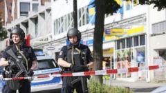 Hamburg knife attack