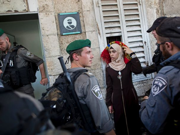 Israel limits Muslim access to Jerusalem site amid tensions