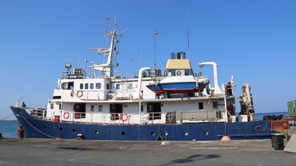 Sri Lankans who left anti-immigrant ship sent back to Cyprus