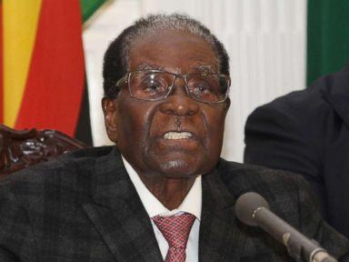 Zimbabwe parliament speaker claims Mugabe has resigned