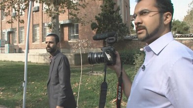 VIDEO: Tour of U.S. Embassy in Tehran