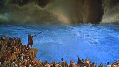 VIDEO: Part 4: God parts the Red Sea to aid the Israelites escape.