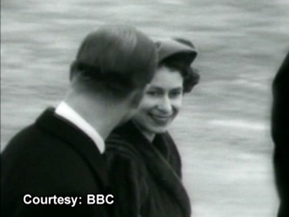 VIDEO: Queen Elizabeth departs for a royal trip to Nairobi in 1951.