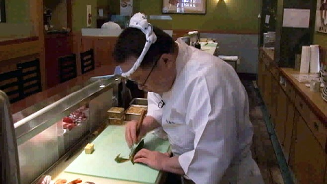 VIDEO: Japanese sushi industry launches program to educate foreign chefs.