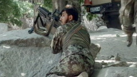 abc afghan firefight wy 120705 wblog Nightline Daily Line, July 5: ABC News Correspondent Caught in Taliban Firefight