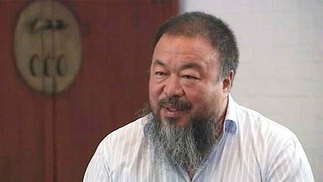 PHOTO: Ai Weiwei