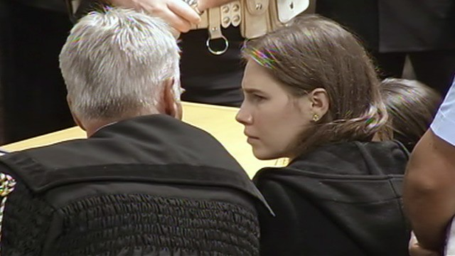 PHOTO:&nbsp;Amanda Knox