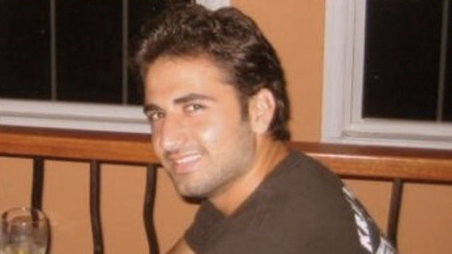 PHOTO:Amir Mirzaei Hekmati is a 28-year-old U.S.-raised dual citizen of Iran and America.