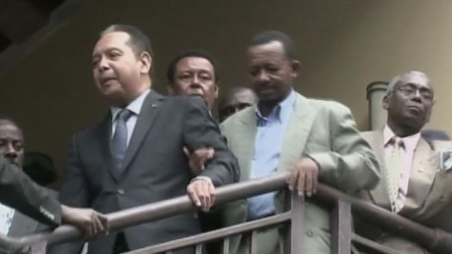 VIDEO: Former Haitian dictator Jean-Claude Duvalier expected to face criminal charges.