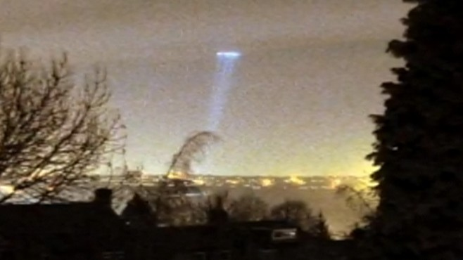 VIDEO: A UFO in China?s skies forces Xiaoshan Airport to cease operations for one hour.