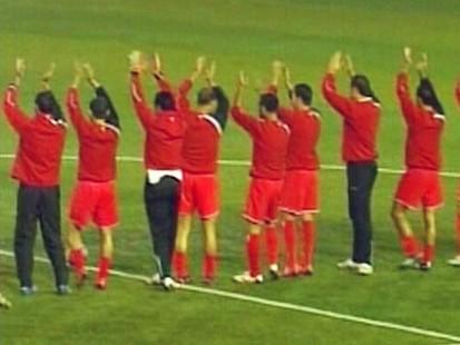 Palestines soccer team