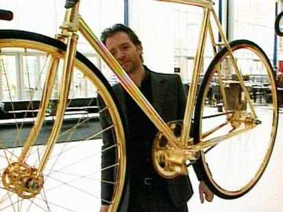 Video: The worlds most expensive bike.