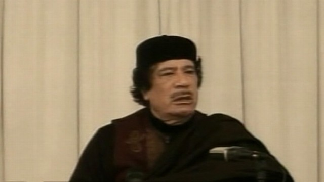 VIDEO: Libyan dictator is accused of giving forces sex-enhancing drug to enable crimes.