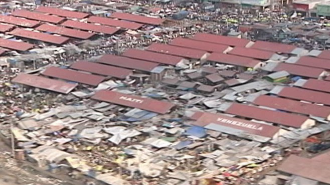 VIDEO: ABC News' David Muir and Matt Gutman revisit the devastated country.