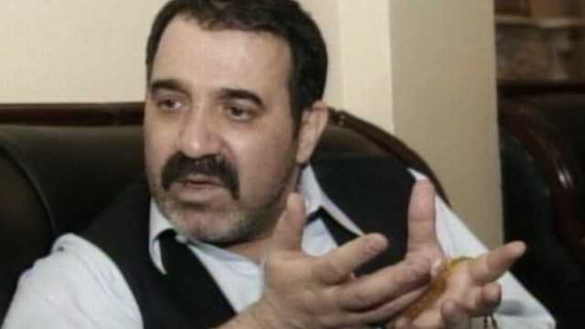 VIDEO: Ahmed Wali Karzai, head of the Kandahar provincial council, was shot in his home.