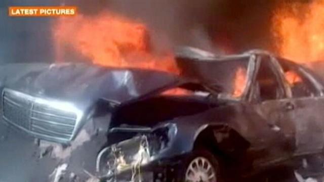VIDEO: Lebanon Explosion: Blast in East Beirut Kills At Least Six