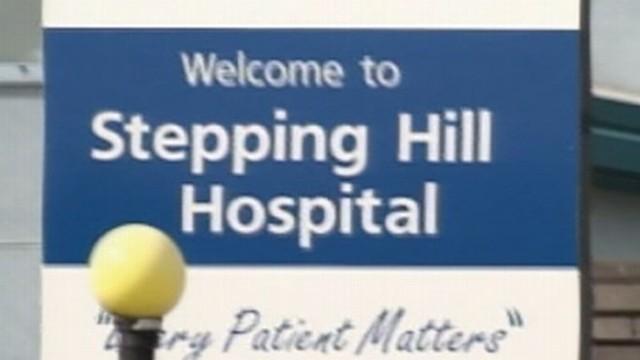 VIDEO: Nurse Questioned in U.K. Hospital Deaths