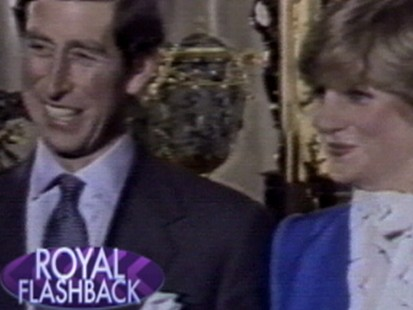 VIDEO: A look back at the engagement of Prince Charles and Lady Diana.