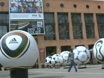VIDEO: 2010 World Cup in South Africa