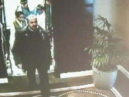 VIDEO: Dubai police release footage of suspected assassins.