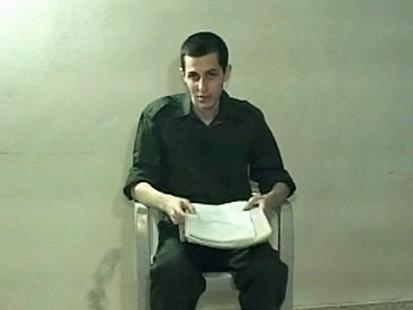 VIDEO: Hamas release video of capture soldier Gilad Shalit.