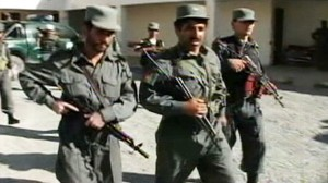 VIDEO: Attacks led by the Taliban claim the lives of 16 police officers in Afghanistan.