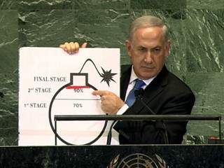Iran Could Have Nukes by Spring, Says Netanyahu