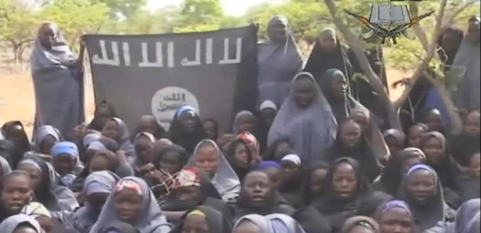 VIDEO: Terrorist group Boko Haram says it wants to trade schoolgirls for prisoners.