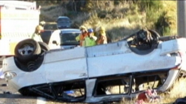 VIDEO: Three dead and more injured after van flipped on New Zealand Highway.