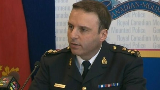 Video: Canadian Officials Stop Terror Plot