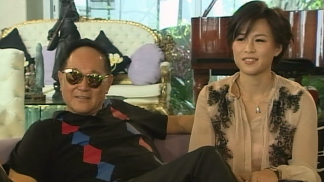 PHOTO: Cecil and Gigi Chao said they have maintained their father-daughter relationship despite Cecil offer to give $65 million to any man who can win his daughter's heart.