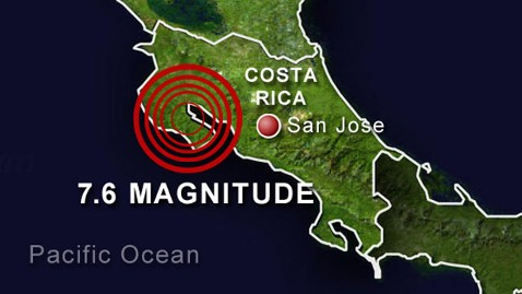 abc costa rica earthquake dm 120905 wblog Nightline Daily Line, Sept. 5: DNC 2012 Kick off