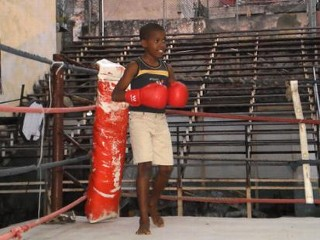 Photos: Boxing Kids Fight for Big Dreams