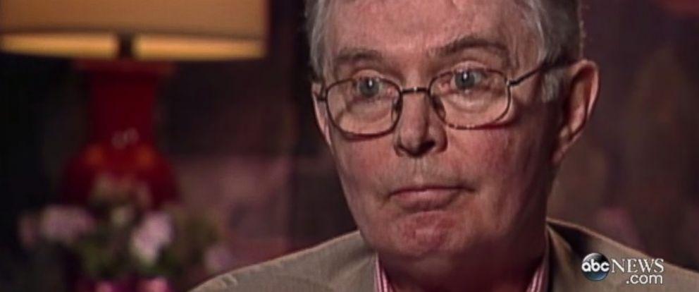 PHOTO: Kevin Delany recounts harrowing 1975 Saigon evacuation in April 2000 interview.
