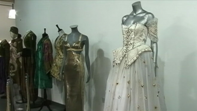 Video: Princess Dianas Gowns Go Up For Auction