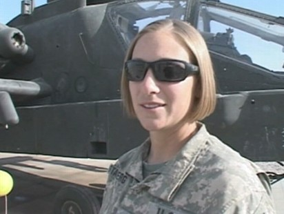 Video: Female aviators shine on the battlefields.