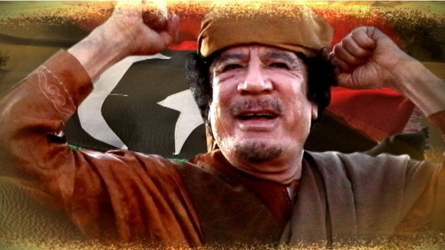 VIDEO: Recap of the Libyan dictator's more than 40-year rule.