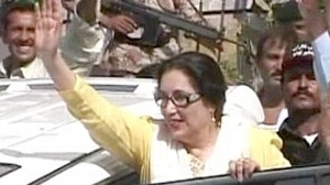 VIDEO: Benazir Bhutto Is Assinated In Pakistan
