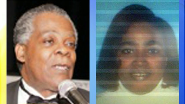 PHOTO: Two Americans who were kidnapped at gunpoint in Egypt, Friday, July 13, 2012, are 61-year-old Michel Louis, the pastor of the Free Pentecostal Church of God in Dorchester, Mass., and 39-year-old Lisa Alphonse.
