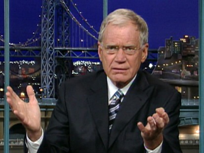 """VIDEO: """"Late Show"""" host gives an on-air apology regarding his affair with a co-worker."""